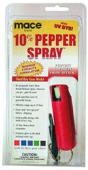 Mace Pepperspray Hardcase-Red