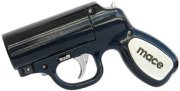 Mace Pepper Gun-Black