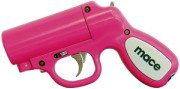 Mace Pepper Gun-Pink
